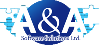 A&A Software Solutions Ltd. Logo